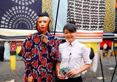 nomadist tv01 -Fashion week à Paris